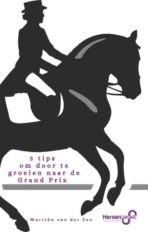 E-book 3 tips om door te groeien naar de Grand Prix